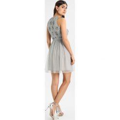 Sukienki hiszpanki: Lace & Beads NIHARIKA SKATER Sukienka koktajlowa light grey