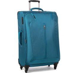 Walizki: Duża Materiałowa Walizka PUCCINI - EM50320 A 7 Blue 7