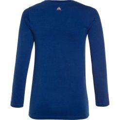 Retour Jeans TUUR Bluzka z długim rękawem mid blue. Niebieskie bluzki dziewczęce bawełniane marki Retour Jeans. Za 129,00 zł.