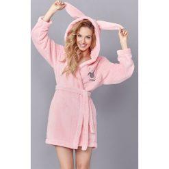 Damski szlafrok Sweet Pink. Różowe szlafroki damskie Astratex. Za 150,99 zł.