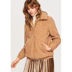 Krótka kurtka - Fioletowy. Fioletowe kurtki damskie marki DOMYOS, l, z bawełny. W wyprzedaży za 99,99 zł.