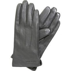 Rękawiczki damskie 39-6L-202-S. Szare rękawiczki damskie marki Wittchen. Za 99,00 zł.