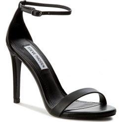 Sandały damskie: Sandały STEVE MADDEN – Stecy Sandal 91000080-0W0-07017-01001 Black