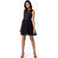Sukienki hiszpanki: Laona – Damska sukienka koktajlowa, niebieski
