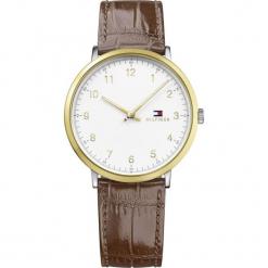 Tommy Hilfiger - Zegarek 1791340. Czarne zegarki męskie marki Fossil, szklane. Za 519,90 zł.