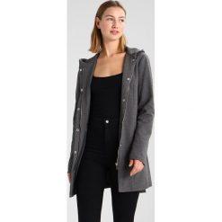 Płaszcze damskie pastelowe: Vero Moda VMSISSE FIT JACKET Płaszcz wełniany /Płaszcz klasyczny dark grey melange