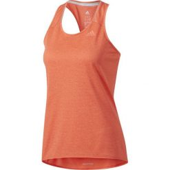 Bluzki damskie: Adidas Koszulka damska Supernova Tank pomarańczowa r. L (S97951)