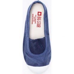 Big Star - Tenisówki dziecięce. Szare buty sportowe chłopięce BIG STAR, z materiału. W wyprzedaży za 49,90 zł.