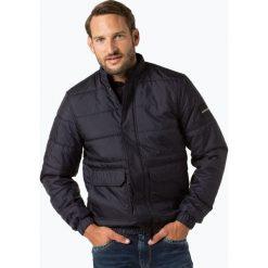 Calvin Klein Jeans - Kurtka męska, niebieski. Niebieskie kurtki męskie jeansowe marki Reserved, l. Za 719,95 zł.