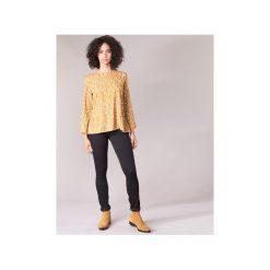 Jeansy slim fit Freeman T.Porter  Alexa Slim S-SDM. Niebieskie jeansy damskie relaxed fit marki Freeman T. Porter. Za 399,00 zł.