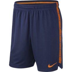 Nike Spodenki męskie M NK Dry SQD Short K niebieski r. S (859908 429). Białe spodenki sportowe męskie marki Adidas, l, z jersey, do piłki nożnej. Za 119,00 zł.