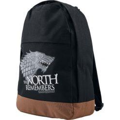 Plecaki męskie: Gra o Tron The North Remembers Plecak czarny