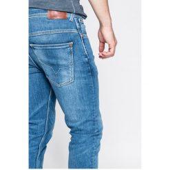 Pepe Jeans - Jeansy Nickel. Niebieskie jeansy męskie skinny Pepe Jeans. W wyprzedaży za 239,90 zł.
