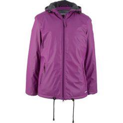 Kurtki damskie: Lekko ocieplana kurtka zimowa bonprix fiołkowy bez