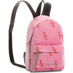 Plecaki damskie: Plecak JUICY COUTURE BLACK LABEL – Delta JBH5002   Pink