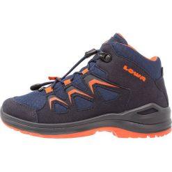 Buty sportowe chłopięce: Lowa INNOX EVO GTX JUNIOR Buty trekkingowe navy/orange