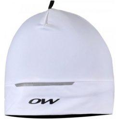One Way Czapka Sportowa Fair Lycra Hat White. Białe czapki zimowe damskie One Way, z lycry. Za 75,00 zł.