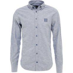 BOSS CASUAL MABSOOT SLIM FIT Koszula dark blue. Niebieskie koszule męskie slim BOSS Casual, m, z bawełny. Za 379,00 zł.