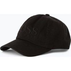 Czapki z daszkiem męskie: BOSS Casual - Męska czapka z daszkiem – Fritz, czarny