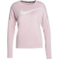 Nike Performance RUNNING DRY Koszulka sportowa particle rose/vast grey/silver. Brązowe topy sportowe damskie marki N/A, w kolorowe wzory. Za 219,00 zł.
