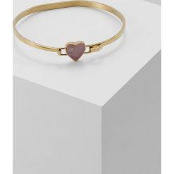Bransoletki damskie: Dyrberg/Kern BANU Bransoletka rose quartz