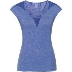Odlo Koszulka damska TOP Crew neck s/s Natural + X-light niebieska r. S  (110021). T-shirty męskie Odlo, s. Za 121,10 zł.