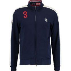 U.S. Polo Assn. USPA TEAM Bluza rozpinana navy. Szare bluzy męskie rozpinane marki Fila, m, z długim rękawem, długie. W wyprzedaży za 377,30 zł.