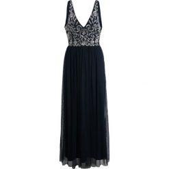 Lace & Beads Petite JOHANNA Sukienka koktajlowa navy. Niebieskie sukienki koktajlowe Lace & Beads Petite, z materiału, petite. W wyprzedaży za 407,20 zł.