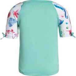 Hatley OCEAN TREASURES SHORT SLEEVE RASHGUARD Koszulki do surfowania turquoise. Niebieskie t-shirty damskie Hatley, z elastanu. Za 149,00 zł.