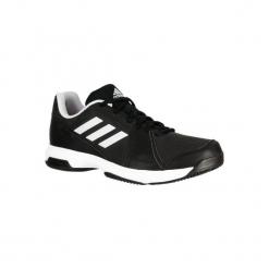 Buty tenisowe Approach męskie na twardą nawierzchnię. Czarne buty do tenisa męskie Adidas. Za 199,99 zł.