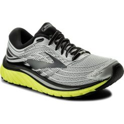 Buty do biegania męskie: Buty BROOKS - Glycerin 15 110258 1D 035 Silver/Black/Nightlife