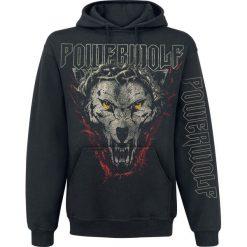 Powerwolf Metal Is Religion Bluza z kapturem czarny. Czarne bluzy męskie rozpinane Powerwolf, s, z nadrukiem, z kapturem. Za 164,90 zł.