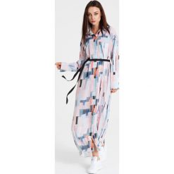 Długie sukienki: Naoko - Sukienka Aquarelle x Edyta Górniak