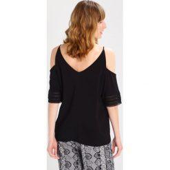 Bluzki asymetryczne: Freequent CAROLI Bluzka black