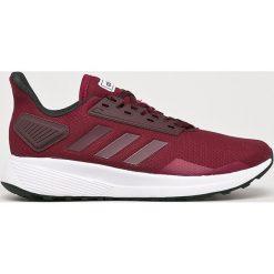 Adidas Performance - Buty Duramo. Brązowe buty sportowe damskie marki adidas Performance, z gumy. Za 269,90 zł.