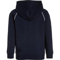 Bluzy chłopięce: Lacoste Bluza rozpinana navy blue/white