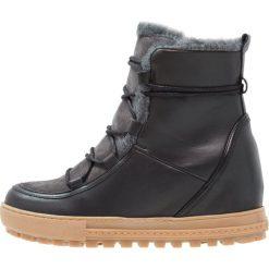 Buty zimowe damskie: Aigle LAPONWARM Ankle boot black