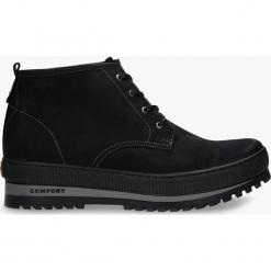 Kozaki czarne Marcelino. Czarne buty zimowe męskie Badura. Za 258,99 zł.