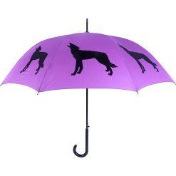 """Parasole: Parasol """"Wolf"""" w kolorze fioletowym"""