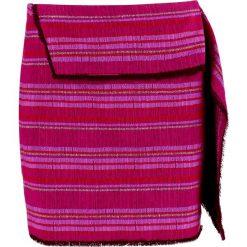 Minispódniczki: Intropia Spódnica mini burganvilla