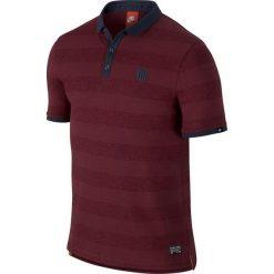 Koszulki polo: Nike Koszulka męska FC Barcelona League Covert polo bordowa r. S (689919 677)