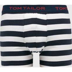 Tom Tailor Denim - Bokserki. Szare bokserki męskie marki TOM TAILOR DENIM, m, z bawełny. Za 69,90 zł.
