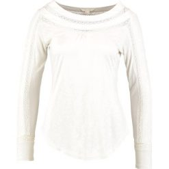 Bluzki asymetryczne: White Stuff FOLKLORIE  Bluzka cream