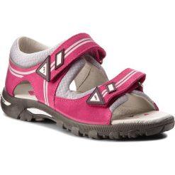 Sandały dziewczęce: Sandały BARTEK – 39128/V42 Różowy