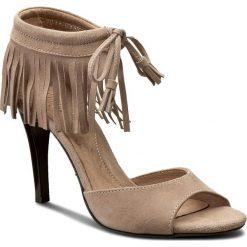 Rzymianki damskie: Sandały SIMEN – 0339 K.W. Beż