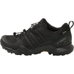 Adidas Performance TERREX SWIFT R2 GTX Obuwie do biegania Szlak black. Czarne buty do biegania męskie adidas Performance, z materiału. Za 599,00 zł.