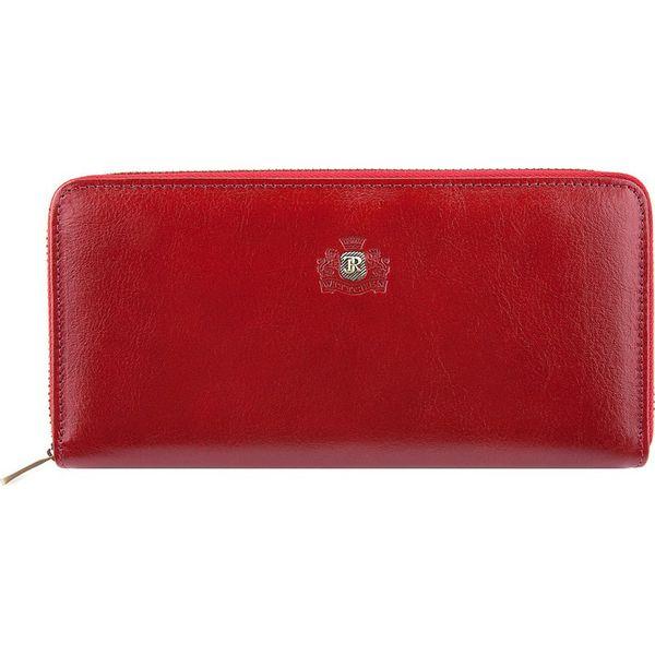 d90e882c9c2b7 Portfel 22-1-482-3 - Czerwone portfele damskie Wittchen, bez wzorów ...