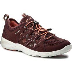 Trekkingi ECCO - Terracriuse 84111352999 Bordeaux/Bordeaux. Czerwone buty trekkingowe damskie ecco. W wyprzedaży za 319,00 zł.