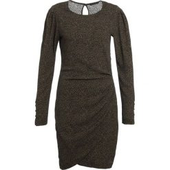 Sukienki hiszpanki: IKKS Sukienka letnia kaki