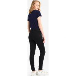GAP V ALWAYS  Jeans Skinny Fit true black. Czarne jeansy damskie GAP. Za 169,00 zł.